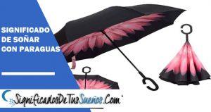 que significa soñar con paraguas