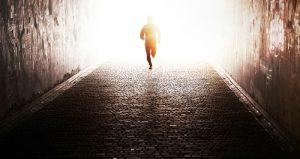 Significado Soñar con huir