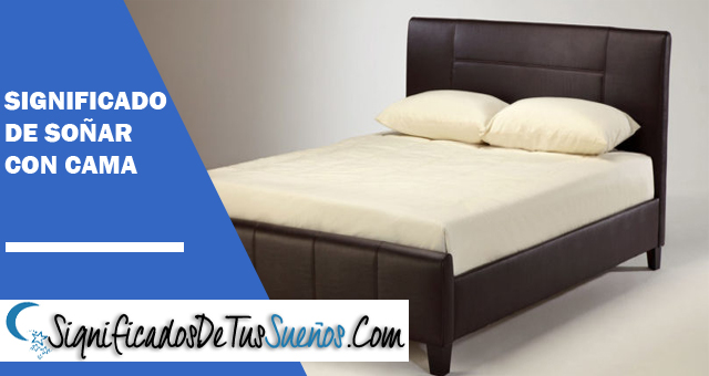 Significado de soñar con cama