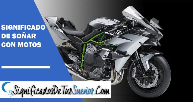 Significado de soñar con moto