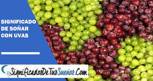 Significado de soñar con uvas